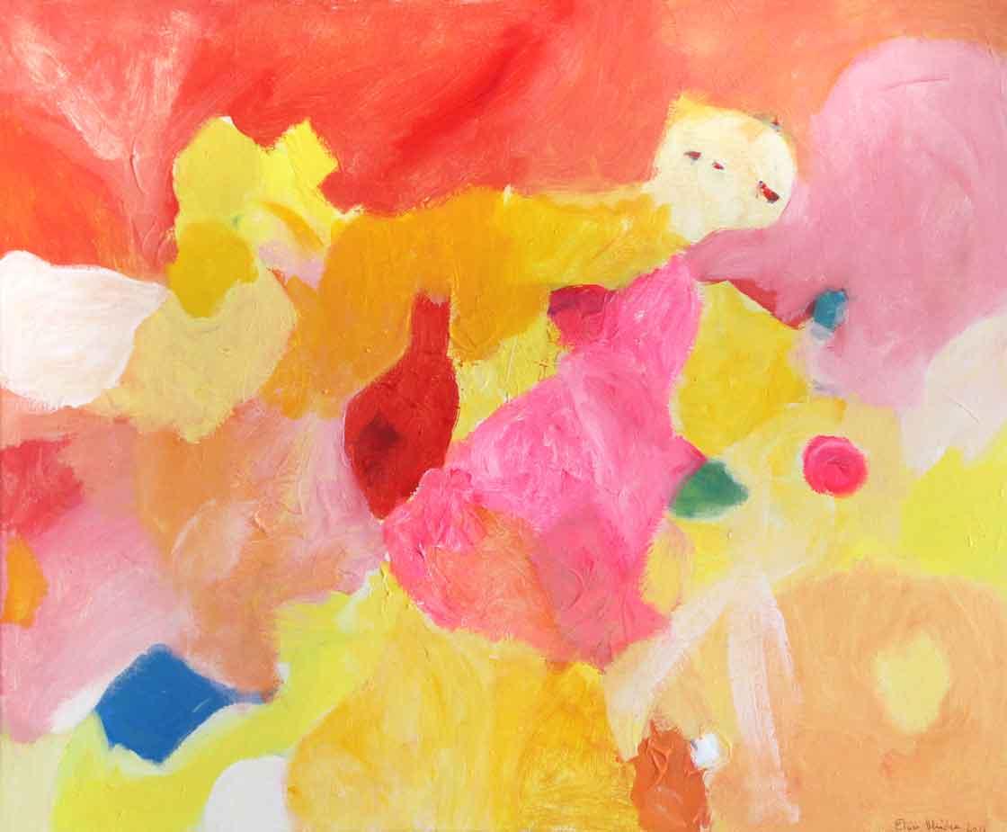 PICTOCLUB Painting - Zyrkh- Elvira Mendez