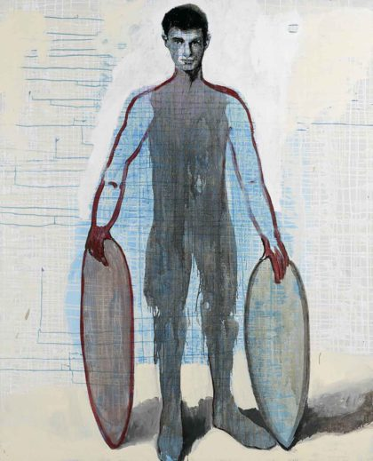 PICTOCLUB Painting - LUKE- Alfredo Palmero