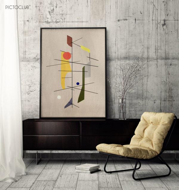 PICTOCLUB Painting - CHARISMA - Pictoclub Originals