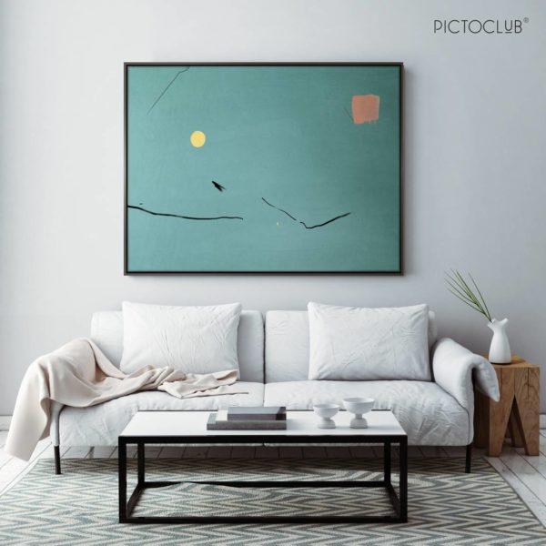 PICTOCLUB Painting - LOVE BITES - Pictoclub Originals