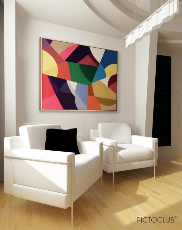PICTOCLUB Painting - NOSTALGIE - Pictoclub Originals