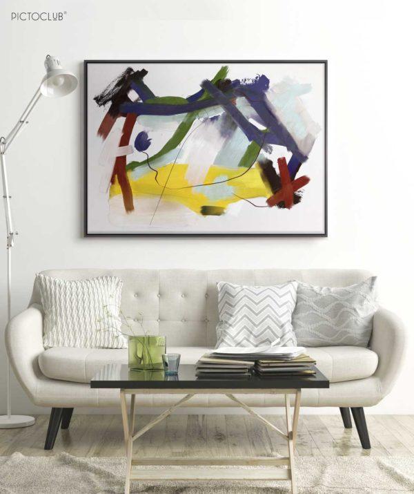 PICTOCLUB Painting - BAWITDABA - Pictoclub Originals