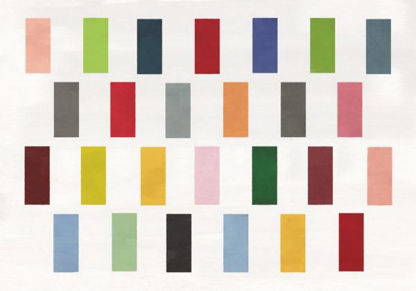 PICTOCLUB Painting - COLOUR MATTERS - Pictoclub Originals