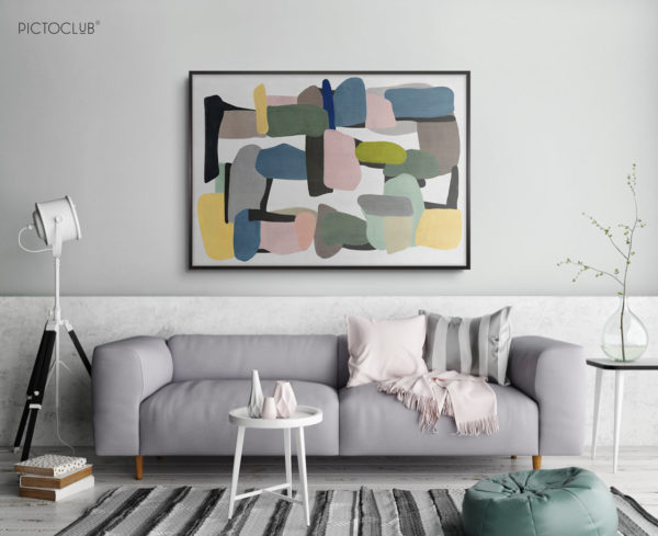 PICTOCLUB Painting - PANAREA - Pictoclub Originals