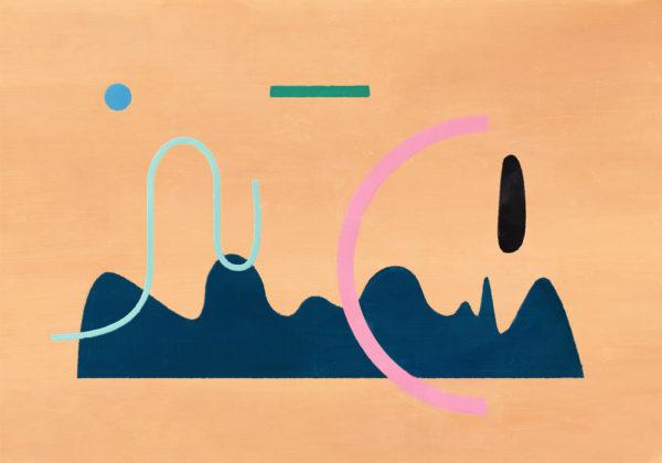 PICTOCLUB Painting - IMAGINARY - Pictoclub Originals