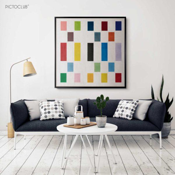 PICTOCLUB Painting - COLOUR MATTERS 2 - Pictoclub Originals