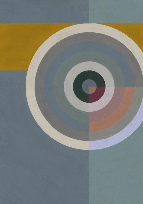 PICTOCLUB Painting - RADIO STAR 3 - Pictoclub Originals