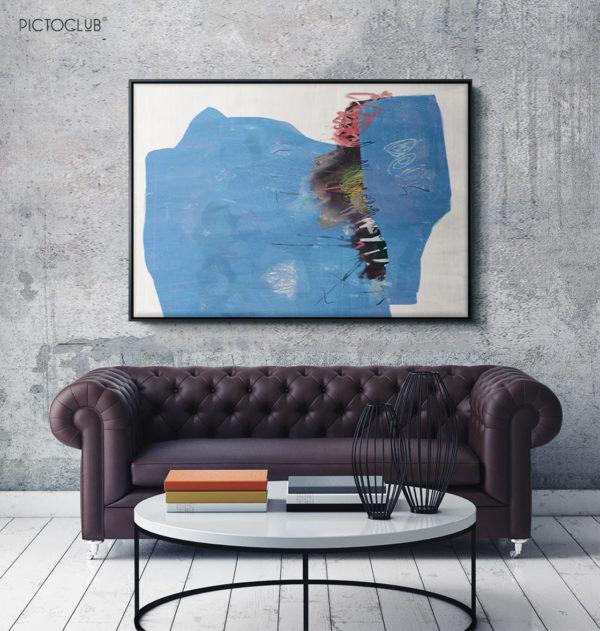 PICTOCLUB Painting - MONSTER - Pictoclub Originals