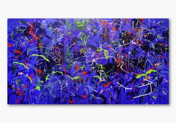 PICTOCLUB Painting - AQUARDIN - Ana Beltrá