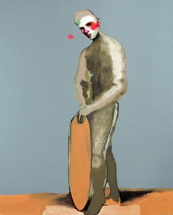 PICTOCLUB Painting Photographs - GLAUKO - Alfredo Palmero