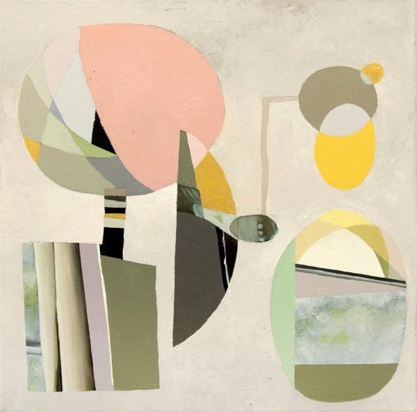 PICTOCLUB Painting - BUBBLE CITY - Gima Pórtera