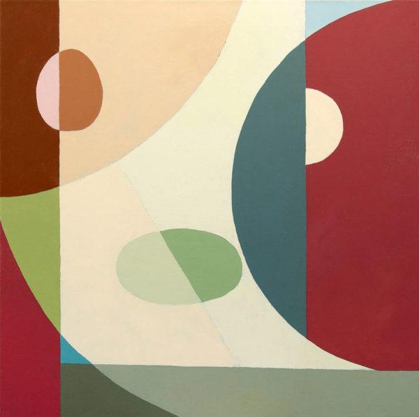 PICTOCLUB Painting - COREOGRAFIA - Gima Pórtera