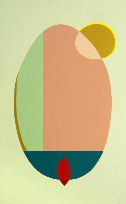 PICTOCLUB Painting - DONA DAIGUA - Gima Pórtera