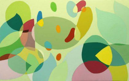 PICTOCLUB Painting - LA VIDA SE EXPRESA BAILANDO - Gima Pórtera
