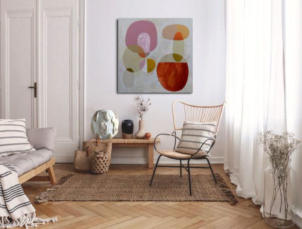 PICTOCLUB Painting - SENSUALIDAD - Gima Pórtera