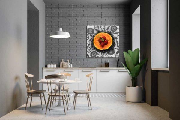 PICTOCLUB Painting - PAPAYA - Gima Pórtera