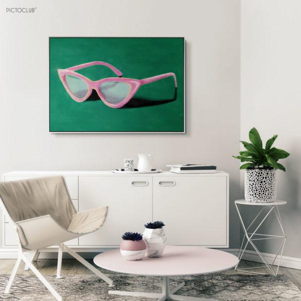 PICTOCLUB Painting - SUNGLASSES - Pictoclub Originals