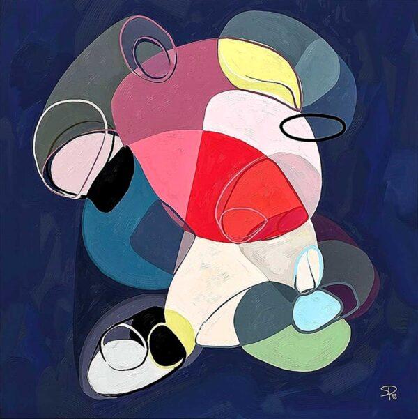 PICTOCLUB prints - bear - Simone Pretelli