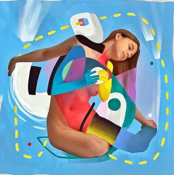PICTOCLUB prints - Centratura interiore - Simone Pretelli