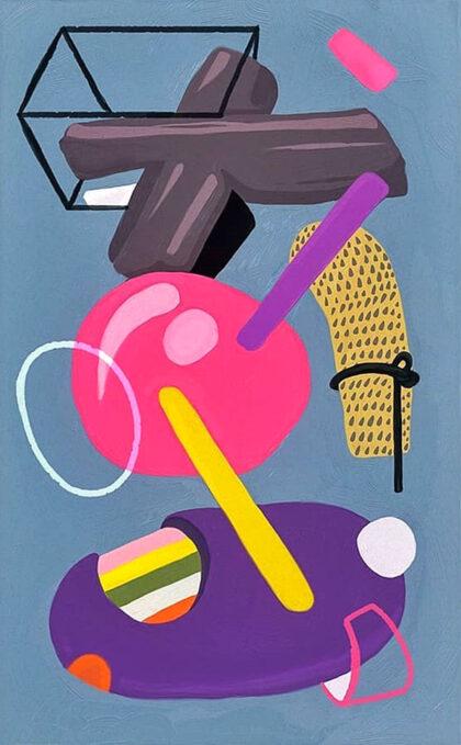 PICTOCLUB prints - Equilibri - Simone Pretelli