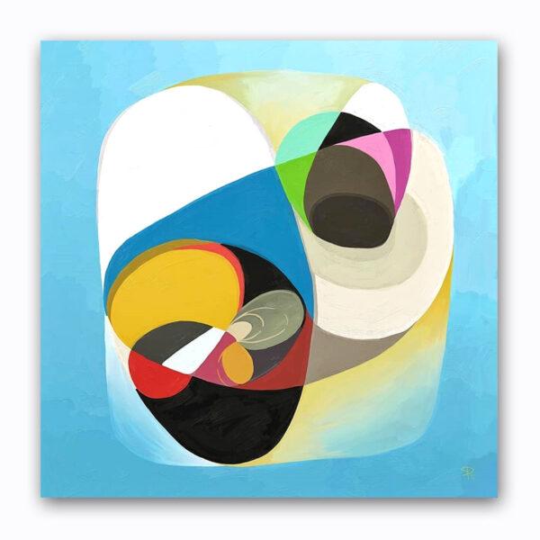 PICTOCLUB prints - Mitosi - Simone Pretelli