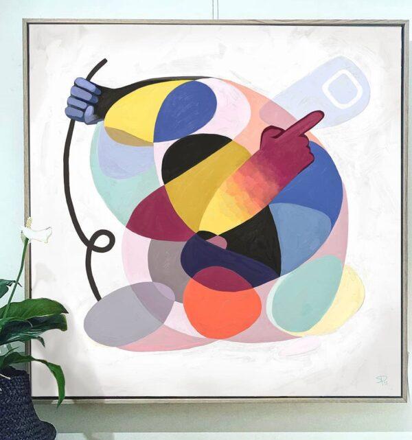 PICTOCLUB prints - Nuova direzione - Simone Pretelli