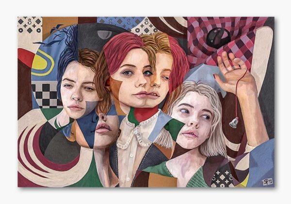 PICTOCLUB prints - Resonance - Simone Pretelli