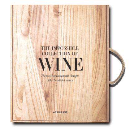 PICTOCLUB Books - WINE - Assouline