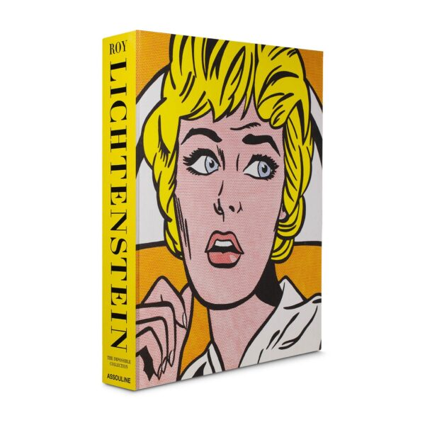 PICTOCLUB Books - Roy_Litchenstein - Assouline
