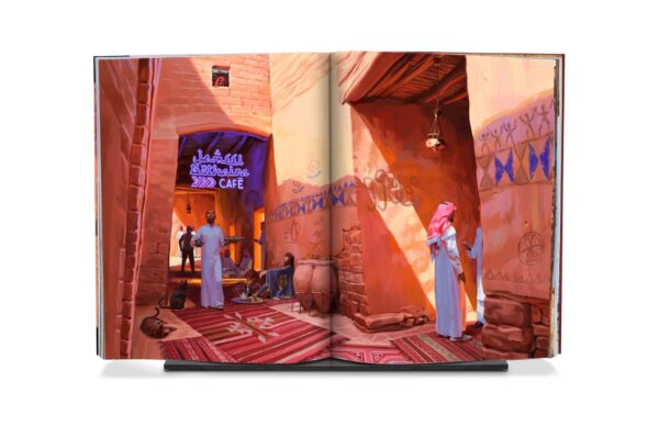 PICTOCLUB Books - Al_Ula-XL - Assouline