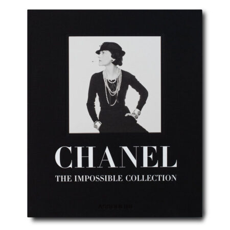PICTOCLUB Books - CHANEL - Assouline