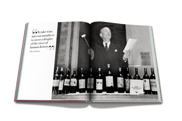 PICTOCLUB Books - WINE - Assouline