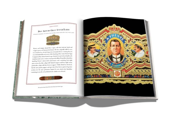 PICTOCLUB Books - THE IMPOSSIBLE COLLECTION OF CIGARS - Assouline