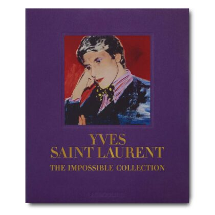 PICTOCLUB Books - YVES-SAINT-LAURENT - Assouline