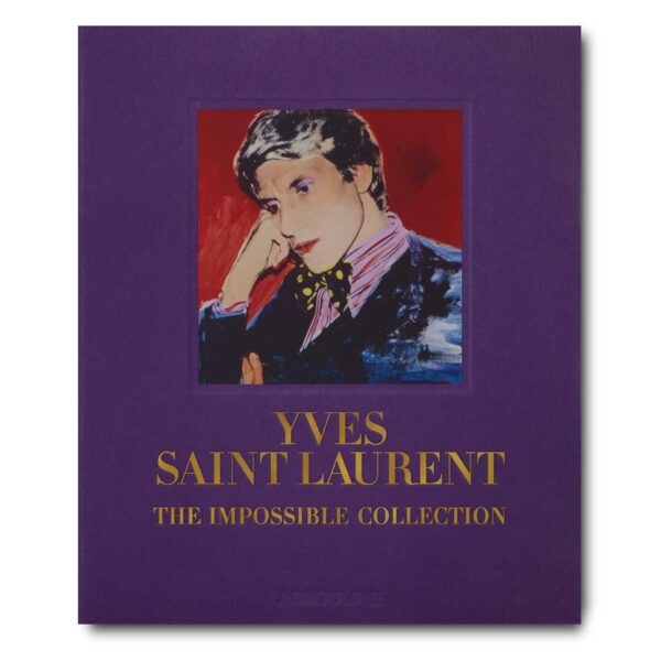 PICTOCLUB Books - YVES-SAINT-LAURENT - Assouline