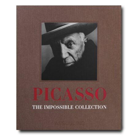 PICTOCLUB Books - impossible-picasso - Assouline