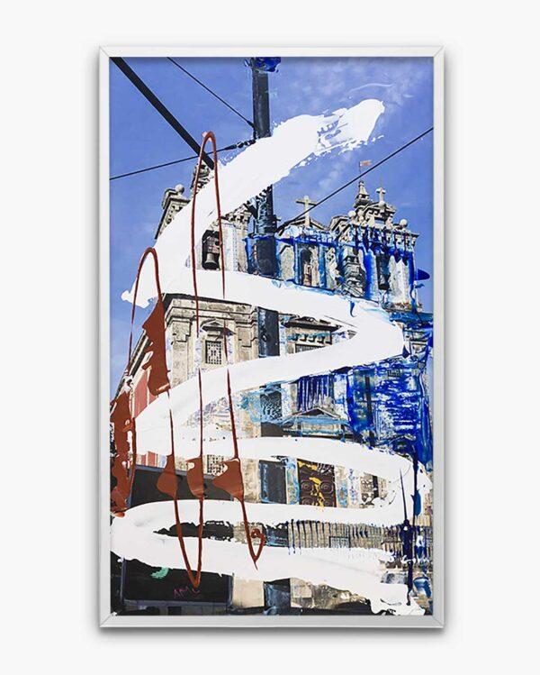 PICTOCLUB Painting Photographs - IGLESIAS-VIII- Reyes Coca