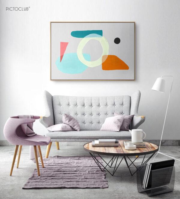 PICTOCLUB Painting - LIPARI - Pictoclub Originals
