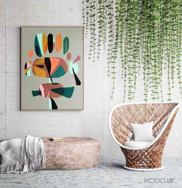 PICTOCLUB Painting - CAPRI - Pictoclub Originals