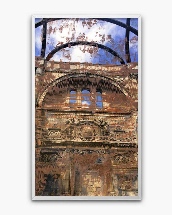 PICTOCLUB Painting Photographs - IGLESIAS-VI- Reyes Coca