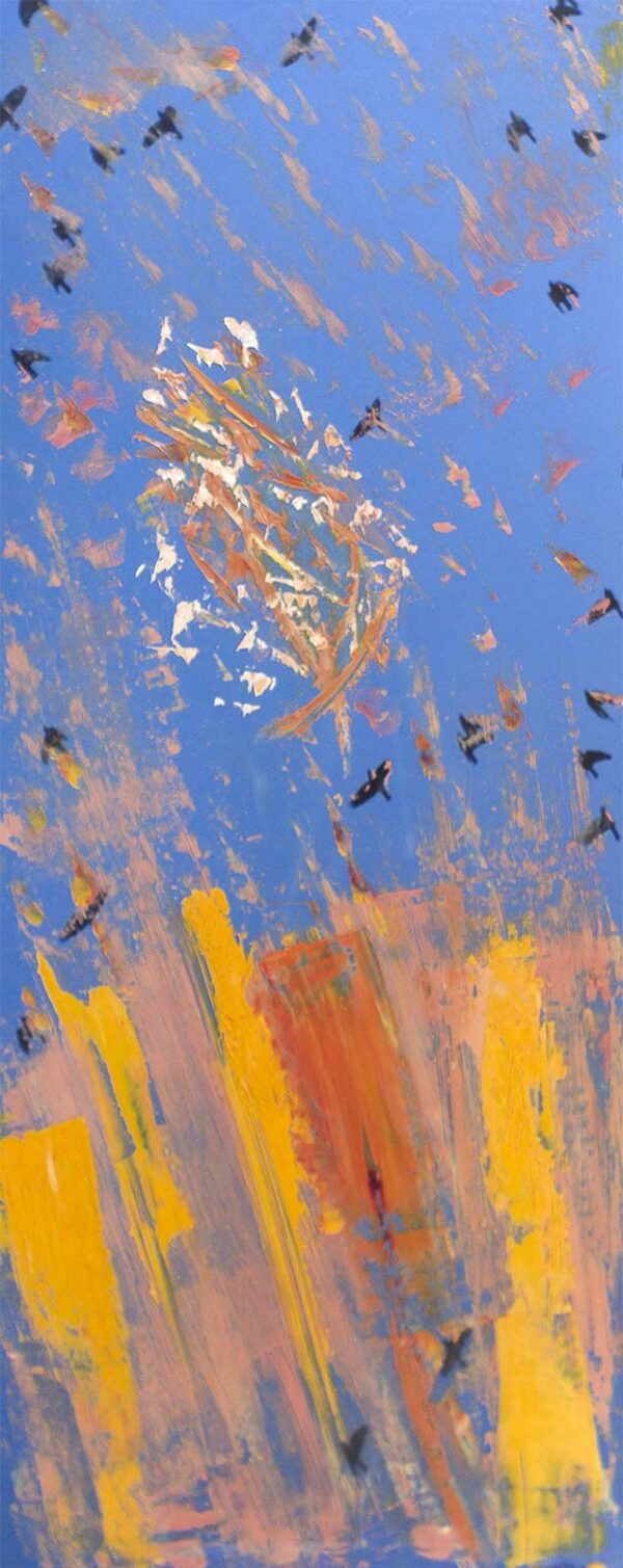 PICTOCLUB Painting Photographs - BIRDS-II - Reyes Coca