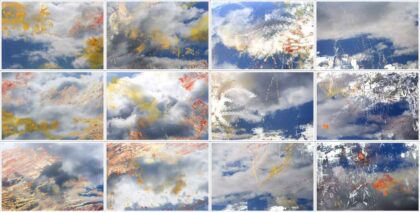 PICTOCLUB Painting Photographs - SKY-SERIES- Reyes Coca