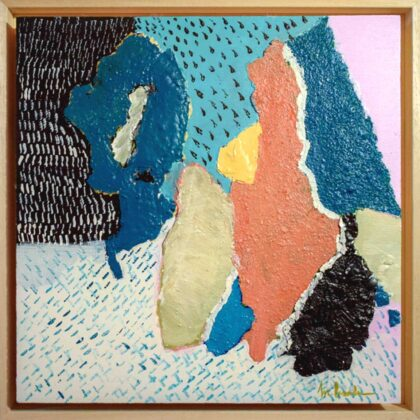 PICTOCLUB Painting - IMSOMNIO 1 - Marta Besada