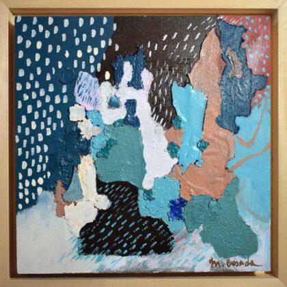 PICTOCLUB Painting - IMSOMNIO 2 - Marta Besada