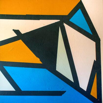 PICTOCLUB Painting - SOBREMESA - Marta Besada