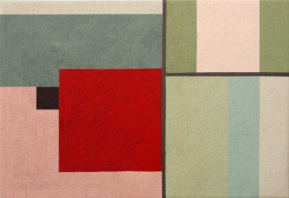 PICTOCLUB Painting - MONDRIANISSIMO - Gima Pórtera