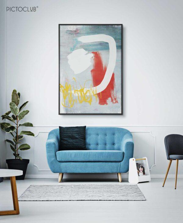 PICTOCLUB Painting - BITTERSWEET - Pictoclub Originals