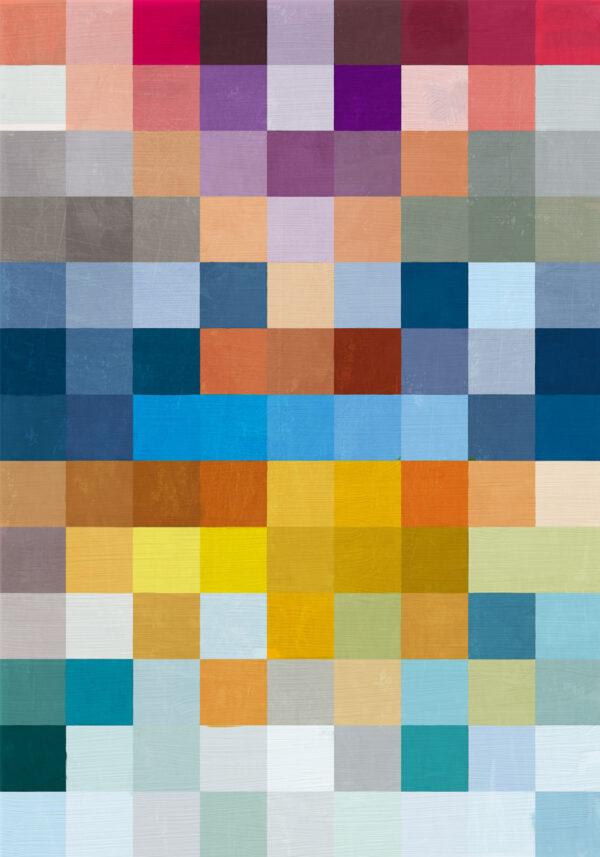 PICTOCLUB Painting - KUBRICK- Pictoclub Originals