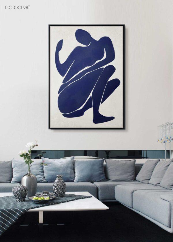 PICTOCLUB Painting - BATHING WOMAN - Pictoclub Originals