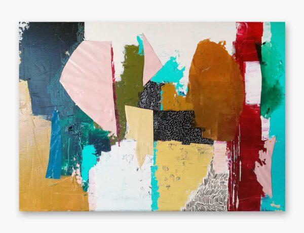 PICTOCLUB Painting - DAILY - Marta Besada